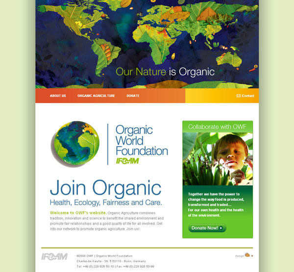 Organic World Foundation
